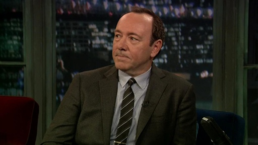 [Kevin Spacey]
