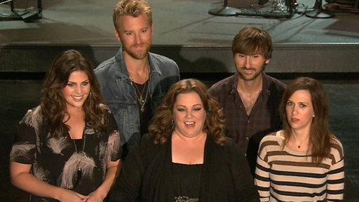 [Inside Lady Antebellum's 'Saturday Night Live' Rehearsals]