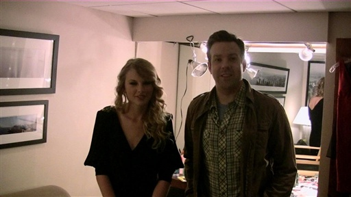 Backstage: Taylor Swift Video