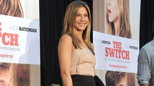 [Jennifer Aniston's 'the Switch' Premiere, Los Angeles] Video