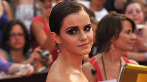 Emma Watson's 'Emotional' 'Harry Potter & The Deathly Hallows: P Video