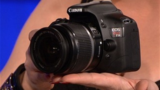 Canon EOS Rebel T2i DSLR Camera Review Video