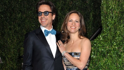 2010 Vanity Fair Oscar Party: Robert Downey Jr. - 'Iron Man 2' W Video