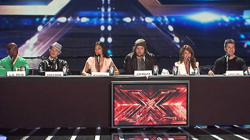 ['The X Factor' Gears Up for the Finals]