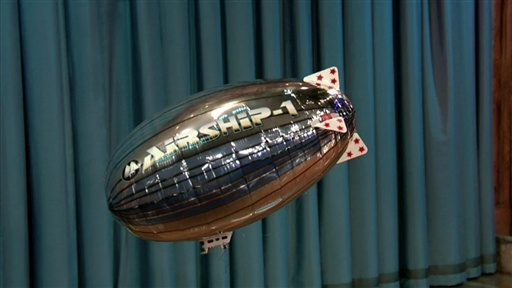 Tyler Perry's Remote Control Blimps Video