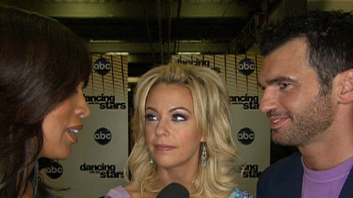 Kate Gosselin's Tearful 'Dancing' Elimination Video
