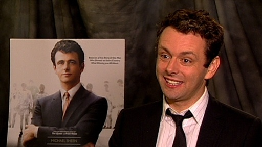 [Michael Sheen: It Was 'Fun' and 'Intimidating' To Work On 'New M]