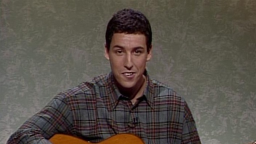 Update: Sandler Thanksgiving Song Video