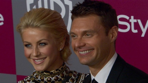 Why Does Julianne Hough Think That She & Ryan Seacrest Make Such Video