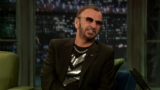 [Ringo Starr Interview, Part 2]