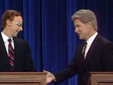 [Bush-Clinton-Perot Debate Cold Opening]
