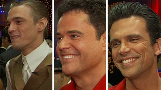 'Dancing' Recap: The Men Make Their Debut Video