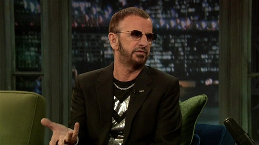 [Ringo Starr Interview, Part 1]