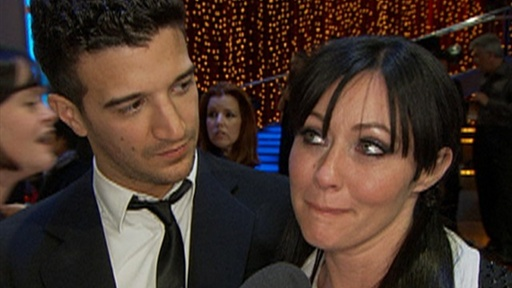 ['Dancing' Recap: Shannen Doherty's Emotional Elimination]