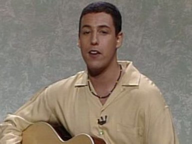 Adam Sandler's Mother's Day Song Video