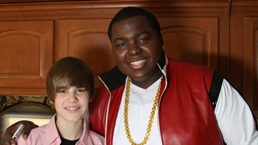 Access Exclusive: On the Set of Justin Bieber and Sean Kingston' Video
