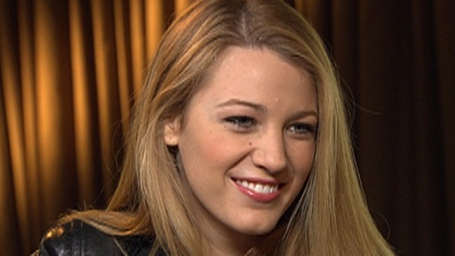 [Blake Lively: Hair 'Should Look More Effortless']