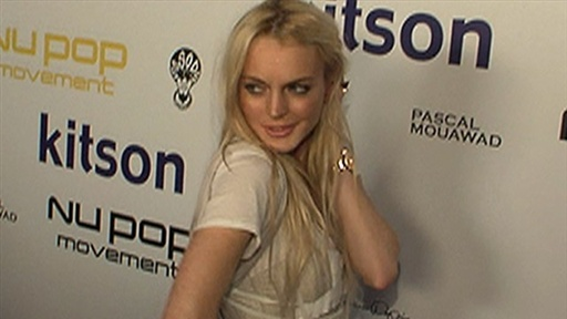 [Lindsay Lohan's Nu Pop Movement]