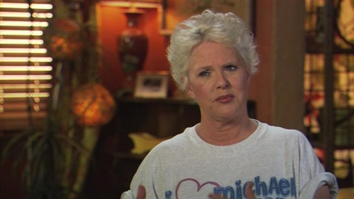 Sharon Gless On the Sam Axe Movie Video