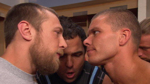 Daniel Bryan and Tyson Kidd Have a Heated Discussion Video