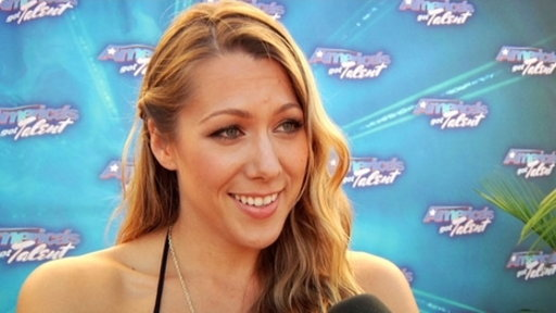 [Colbie Caillat Talks Playboy Club]