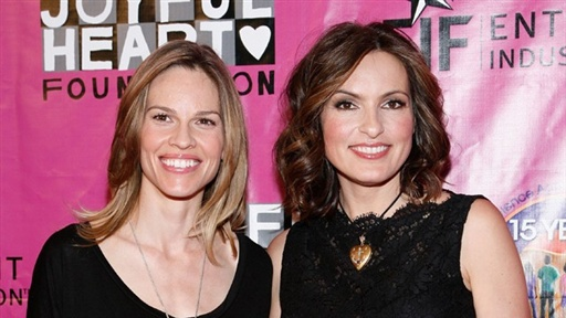 2010 Joyful Heart Gala: Stars Show Support for Abused Women and Video