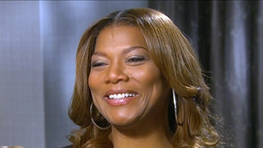 [Queen Latifah On Handpicking Common for 'Just Wright' and Taking]
