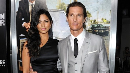 [Matthew McConaughey's 'the Lincoln Lawyer' Premiere]