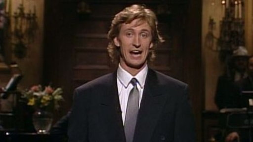 Wayne Gretzky Monologue Video