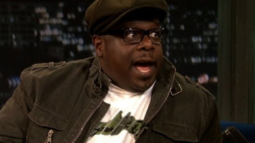 [Cedric the Entertainer]