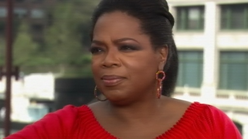 Oprah On Michael Jackson, Chris Brown & Obama Video