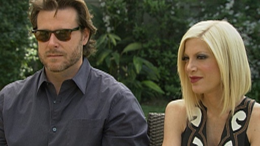 [Tori Spelling and Dean McDermott Tackle Rocky Romance Rumors]