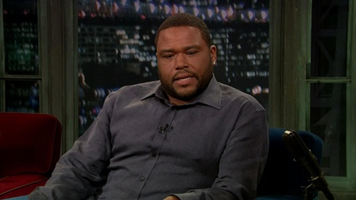 [Anthony Anderson, Part 1]