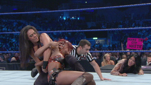 [Alicia Fox vs. Tamina]