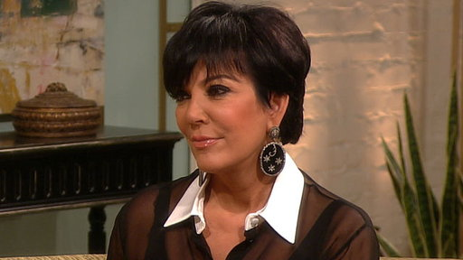 [Kris Jenner On Kim Kardashian's Wedding Backlash - 'I Think the]