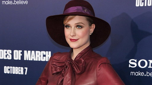 [Did Evan Rachel Wood Skinny Dip With Her 'Ides of March' Cast?]