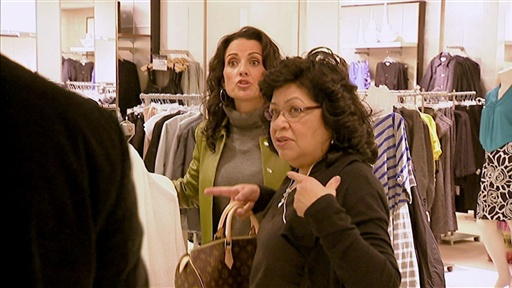 Zoila's Shopping Spree Video