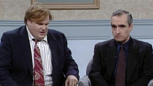 The Chris Farley Show with Scorcese Video