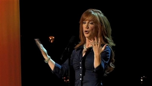 Kathy&#39;s Faith Hill Moment Video