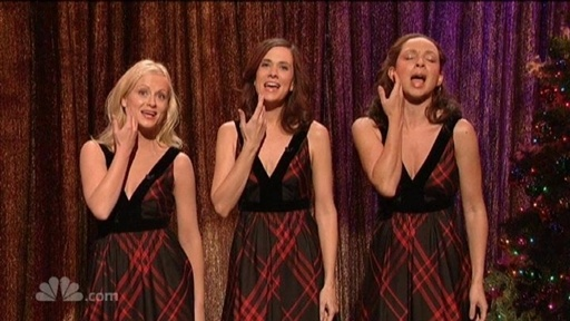 Ladies Sing Cold Open Video
