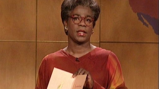 [Weekend Update: Maya Angelou]