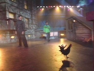 Broadway Chickens Video