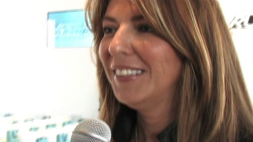 Nina Garcia in Lincoln Center Video
