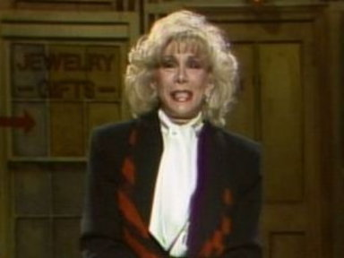 Joan Rivers Monologue Video