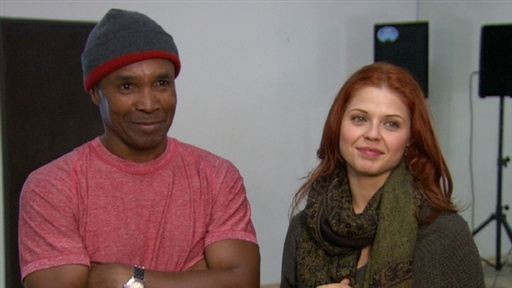 Inside Sugar Ray Leonard's 'Dancing With the Stars' Rehearsal Video