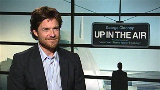 Jason Bateman On 'up in the Air' Being a No-Brainer and 'Arreste Video