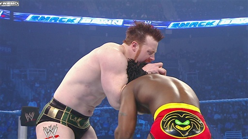 Kofi Kingston Vs. King Sheamus Video