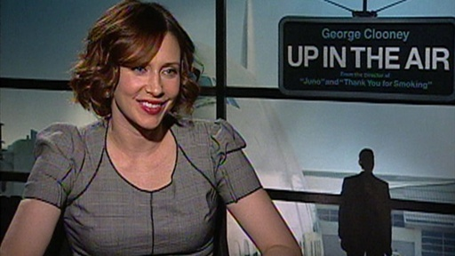 Vera Farmiga: George Clooney Is a 'Goofball' Video