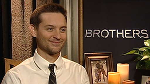Tobey Maguire: My Weight Loss for 'Brothers' Was 'Intense' Video