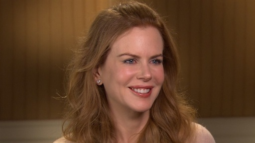 Nicole Kidman: 'I'm a Terrible Cook' Video